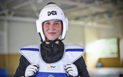 Klaudija buvo pakviesta į prestižinį 'Grand Prix' turnyrą Maskvoje.